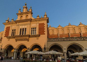 Clothes Hall in Krakow, Main Market Square