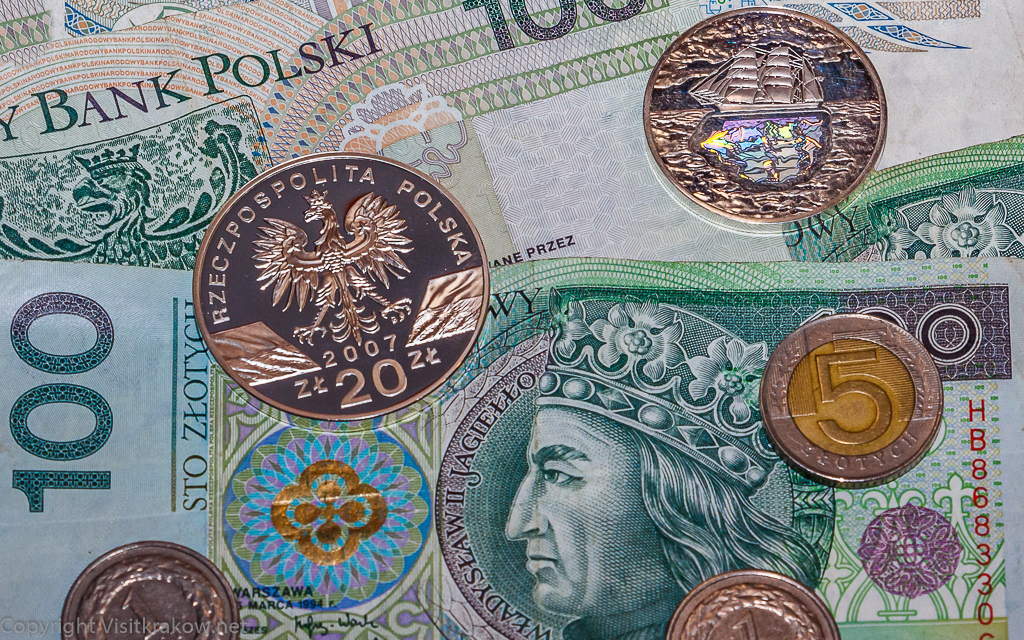 Prices In Krakow Polish Zloty And Euro